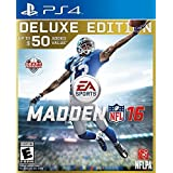Madden Nfl 16 (Deluxe Edition) Play Station 4 By Electronic Arts By Electronic Arts