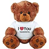 I Heart You Casanova Love: Medium Plush Teddy Bear