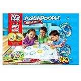 Aquadoodle Jumbo Deluxe Mat With Moon Dough Sample