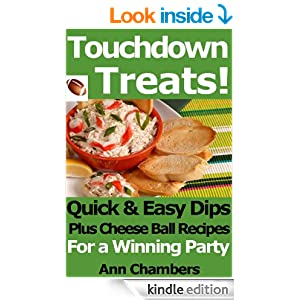 FREE Touchdown Treats! Quick &...