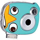 SAKAR Disney Phineus And Ferb 7.1MP IPad Camera 96002