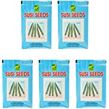 Susi Seeds Chilli Seeds (Yellow, Pack Of 5,100 Grams)