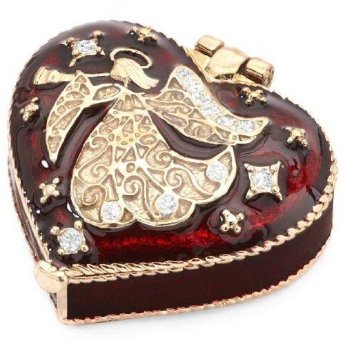 Monet Jewelry Box