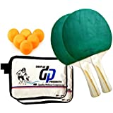 Dhupar Products Wood Table Tennis Set (Dp-Top-2)