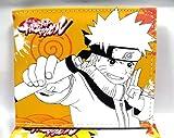 NARUTO: Naruto Uzumaki Yellow Wallet