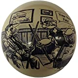 Your Shot Fats Art Cue Ball Custom For Pool Players By D L Billiards