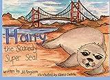 Harry the Scaredy Super Seal
