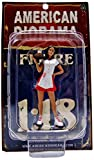 American Diorama 23863 Carhop Waitress Brittany Figure for 1-18 Scale Models by American Diorama