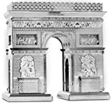 Metallic Nano Puzzle Etoile (Paris) (Arch of Triumph) TMN-17 Model Kit