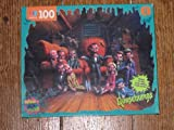 MB Goosebumps Night of the Living Dummy III #40 100 Piece Puzzle