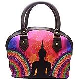 Digitally Printed Multi Stylish Big Marley Fashion/Carry Bags With Multi Pocket - B01I2XLMBW
