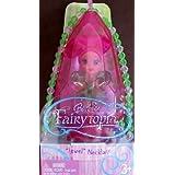 "Barbie Fairytopia FAIRY ""JEWEL"" Necklace & Ring W Case TORI (2005)"