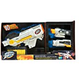 Air Zone 10 Dart Quickfire Blaster with Silencer and Scope