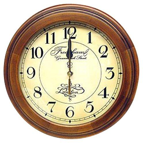 アンティークな掛け時計が欲しい。雰囲気たっぷりのアンティーク掛け時計でインテリアを格上げ 3番目の画像