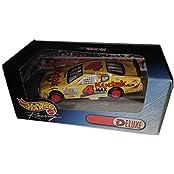 HOT WHEELS RACING | #4 KODAK Film Max Chevy Monte Carlo HOT WHEELS Racing Mattel 1/24 Scale Replica