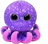 Ty Beanie Boos Legs Purple Octopus Regular Plush