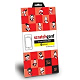 Scratchgard Gold Glitterati Front & Back Screen Protector For Sony Xperia Z