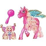 Barbie Mini Fairy And Pony Pink