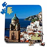 Danita Delimont - Terry Eggers - Italy - Italy, Amalfi, Morning Light on the Cathedral of St. Andrew. - 10x10 Inch Puzzle (pzl_189251_2)