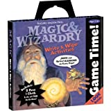 Peaceable Kingdom / Game Time! Magic & Wizardry Write & Wipe Activities