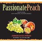 NV Johnson Estate Passionate Peach 750 mL