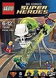 LEGO DC Super Heroes Brainiac Attack Set #76040