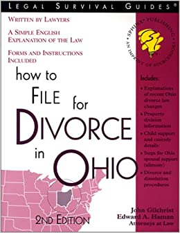How to File for Divorce in Ohio: With Forms (Legal ...
