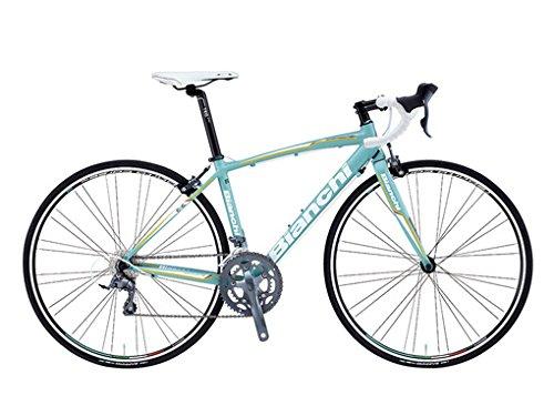 Bianchi(ビアンキ) ロードバイク VIA NIRONE 7 PRO CLARIS (ニローネ クラリス) 2016年モデル (マットチェレステ) 53サイズ
