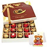 Unbelievable Collection Of Chocolates With Sorry Card - Chocholik Belgium Chocolates