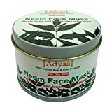 Adyaa Naturals Neem Face Mask For Oily Skin_50gms