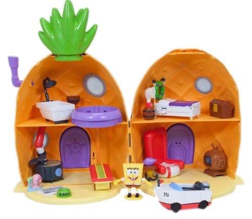 simba   sponge bobpineapple house playset