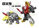 DX9 Toys War in Pocket - Bumper X18 [並行輸入品]