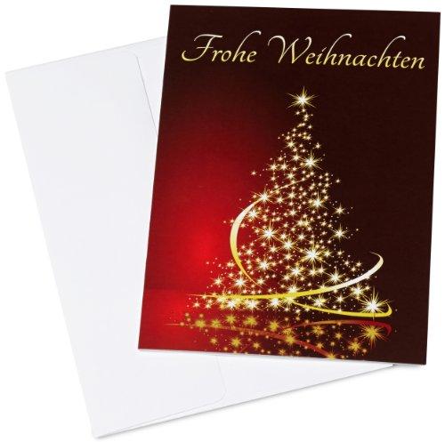 Amazon.de Grußkarte mit Geschenkgutschein - 50 EUR (Eleganter Weihnachtsbaum)