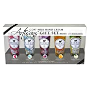 Dionis Goat Milk Hand Cream Artisans Holiday Gift Set