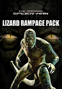 Amazon.com: The Amazing Spider-Man Lizard Rampage Pack