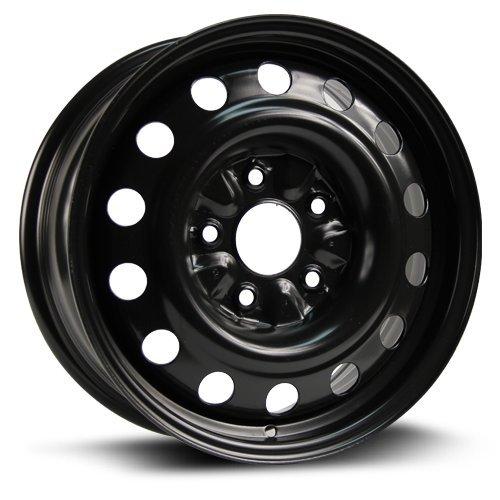 Steel Rim 16X6.5, 5X127, 71.5, +40, black finish (MULTI APPLICATION FITMENT) X45521