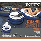 Intex River Run Connect Inflatable Floating Cooler