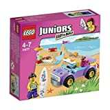 LEGO JUNIORS Going Out To A Beach Surfing & Beach Set 10677 Japan