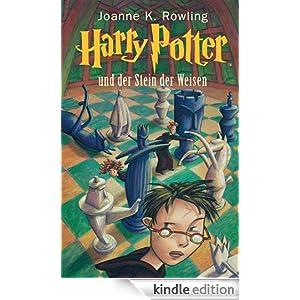 Harry Potter und der Stein der Weisen (Buch 1) (German ...