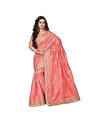 EthnicCrush Dusty Pink KANCHI SILK & DUPIAN Saree