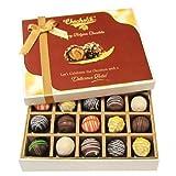 Chocholik Belgium Chocolates - Sweet Treat Of 20pc Truffle Box