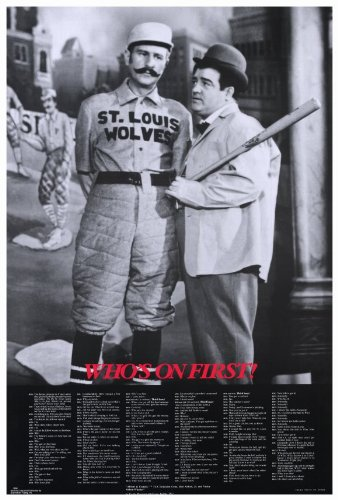 Bud Abbott and Lou Costello - Who's on First