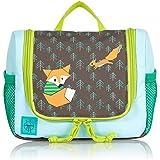 Lassig 4Kids Mini Toiletry Bag, Little Tree Fox