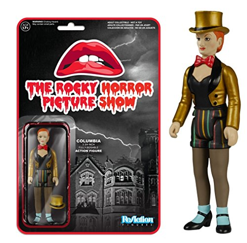 Funko Reaction: Rocky Horror Picture Show - Columbia Action Figure
