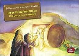 Kamishibai Bildkartenset Jesus ist auferstanden. Eine