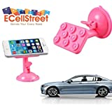 ECellStreet TM 360° Degree Rotating Multi-function Stand Bracket Mounts Placing Plate Suction Cup Sucker BMW I3