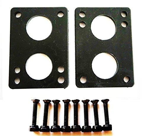 VJ Skateboard Riser Pads 12mm (1/2