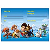 PAW Patrol Party Invitations, 8ct
