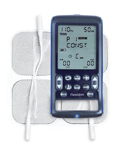 TensCare Flexistim - Completo electroestimulador con ems, tens, ift y microcorriente