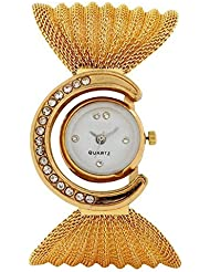 Dream-Villa-Golden-Metal-Analog-Women-Analog-Watch